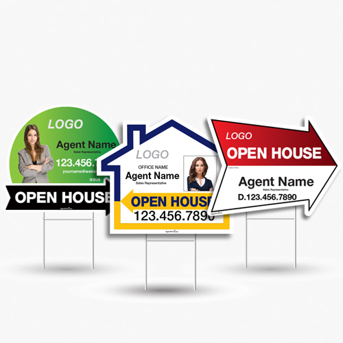 LocalSigns.com   Directional Signs (Custom Shapes)   Canada\'s ...